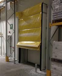 chambre froide traduction porte à empilement pour chambre froide industrielle