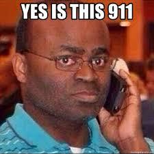 Phone Meme Generator - yes is this 911 guy on phone meme generator