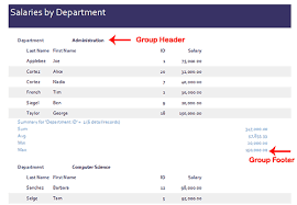Count Characters In Access Creating Microsoft Access Reports