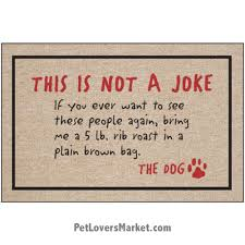 funny bichon frise quotes funny doormats dog placemats this is not a joke from the dog