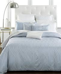 Light Gray Comforter by Hotel Collection Finest Pendant Bedding Collection Only At Macy U0027s