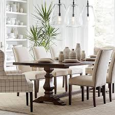 dining room top nailhead tufted chair transitional about white