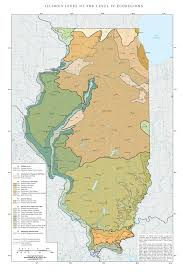 Southeast Wisconsin Map by List Of Ecoregions In Illinois Wikipedia