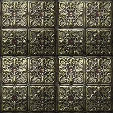 Tin Ceiling Xpress by Ohio Color Tin Metal Ceiling Tile