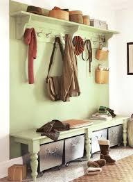 entryway storage bench with coat rack gallery entryway storage