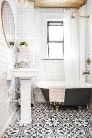 patterned tile bathroom splendid bathroom with patterned floor tiles bathroom barrowdems