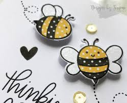 designs by simone thinking of bumble bees