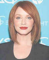 hairstyles for foreheads that stick out on a woman 25 collection of ginger bob haircuts