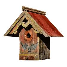 tudor birdhouse barns into birdhouses