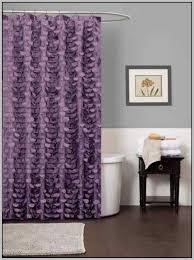 curtains ideas blue and purple shower curtain inspiring