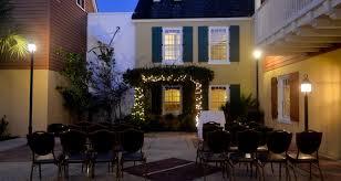 Hton Bay Landscape Lighting St Augustine Historic Bayfront Hotel