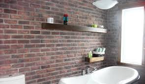 panneau fausse brique céramique couture planchers design sherbrooke