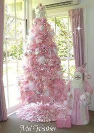 pink tree decorations amodiosflowershop