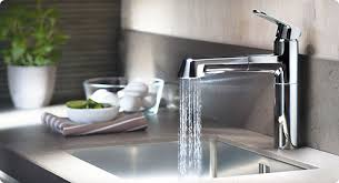 grohe kitchen faucets grohe eurodisc kitchen faucet cook with thane