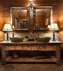 Rustic Bathroom Fixtures - rustic bathroom fixtures the welcome house