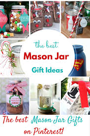 gift ideas for everyone on your list gift craft and mason jar