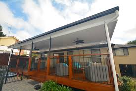 Insulated Patio Roof by Insulated Roofs Sydney Ats Awnings And Additions