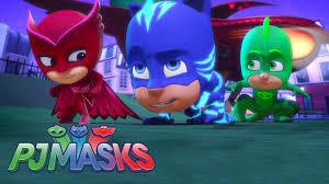 pj masks meet heroes
