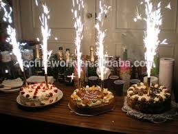 party candles fireworks 10cm 30cm sparkling candle fireworks for birthday bar party buy
