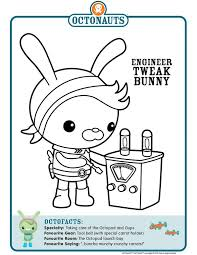 octonauts coloring pages 96 best octonauts images on pinterest birthday party ideas kid