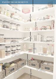 12 Inch Deep Pantry Cabinet Best 25 Deep Pantry Organization Ideas On Pinterest Kitchen