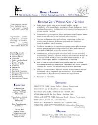 Culinary Resume Examples by Private Chef Resume Example 2 Ilivearticles Info