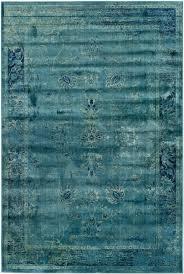 Safavieh Vintage Rug Collection Safavieh Safavieh Vintage Vtg117 2220 Turquoise Multi Area Rug