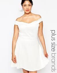 bardot praslin plus size scuba skater dress where to buy u0026 how