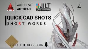 autocad 3d design 4 aperture spanner auto cadd tutorial