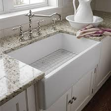 Barclay Fire Clay Farmer  Kitchen Utility Sinks - Kitchen and utility sinks