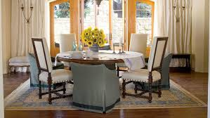 How To Cover A Chair Seat Stylish Dining Room Decorating Ideas Southern Living