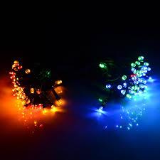 Solar Fairy Lights Australia by 56ft Solar Powered 100 Led String Fairy Light Waterproof Outdoor