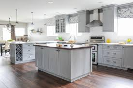 gray cabinet kitchens blue gray cabinets kitchen dayri me