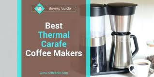 Thermal Pot Coffee Makers Kitchenaid 12 Cup Thermal Carafe