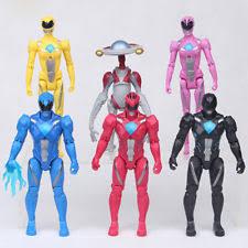 power rangers tv movie u0026 video game action figures ebay