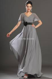 robe grise pour mariage robe grise mariage robe simple pour mariage mllerobe