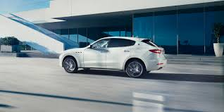 maserati levante interior back seat maserati levante size and dimensions guide carwow