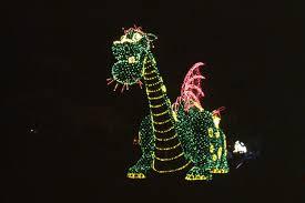 electric light parade disney world vintage walt disney world a dragon debuts at magic kingdom park