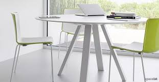 small round conference table small round meeting table bonners furniture