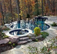 Swimming Pool Backyard Designs Best 25 Infinity Pool Backyard Ideas On Pinterest Infinity
