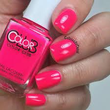 colores de carol live love polish color club warhol