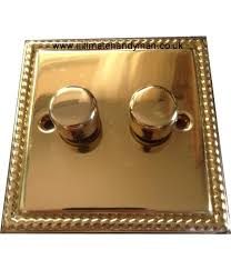 fit a dimmer switch light fitting