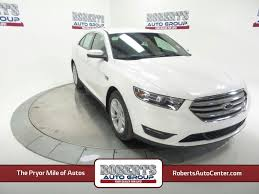 family car ford roberts ford lincoln ford dealership in pryor ok