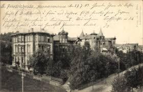 Ak Ansichtskarte Friedrichroda Blick Vom Herzogsweg Ak Friedrichroda Im Thüringer Wald Blick Zu Den Villen Am