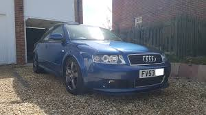 sold modified audi a4 sport b6 1 9 tdi 6 speed manual 3995