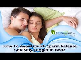 How Long Should You Last In Bed How To Avoid Quick Release And Stay Longer In Bed Youtube