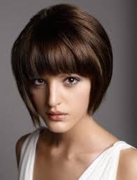 hairstyles blunt stacked 40 trendy bob haircuts with a bangs you should consider short