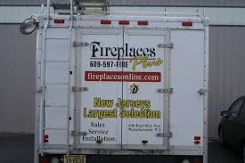 fireplaces plus box truck coastal sign u0026 design llc