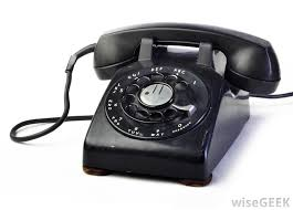 what are the different types of telephone systems