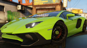 cartoon lamborghini 2015 lamborghini aventador lp700 4 add on sv kit stock